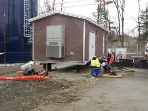 EFI Pump Station