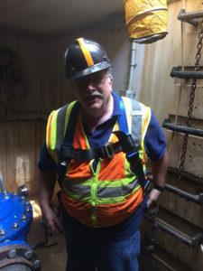 Harper Service Technician