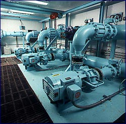 EFI Pump Station