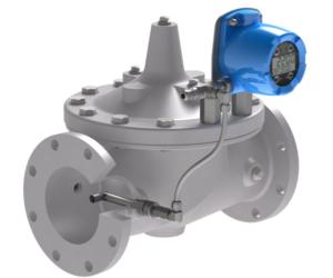 Cla-Val X144D Flow Meter