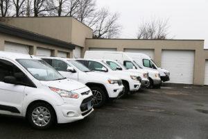 Harper Valve Service Trucks
