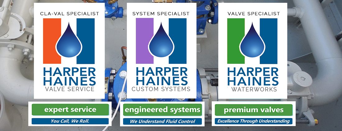 Expert Service Engineered Systems Premium Valves